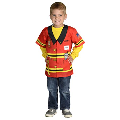 Aeromax My 1st Career Gear Firefighter Top from Aeromax