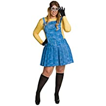 Rubies Costume Women's Minion Plus Size Costume