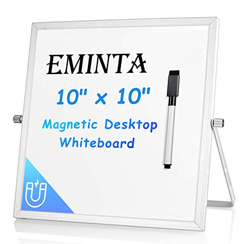 (Small Magnetic Dry Erase Whiteboard - 10x10
