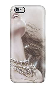 Awesome Design Luis Royo Hard Case Cover For Iphone 6 Plus