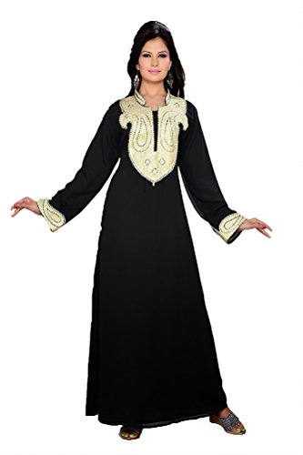 Modern PalasFashion caffettano notte signora Abaya, lungo, dicono le donne KKPF17275 s