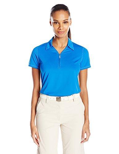 Callaway Women's Golf Industrial Stitch Short Sleeve Polo Shirt Magnetic Blue XX-Large [並行輸入品]   B07DWK3WJ3