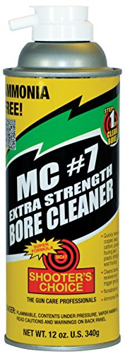 Shooter's Choice MC #7 Bore Cleaner & Conditioner MC #7 Extra Strength Bore ()