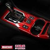 IMPREZA インプレッサ スポーツ G4 カスタム アクセサリー インテリアパネル パーツ ブラック シフトパネル MCA1116222