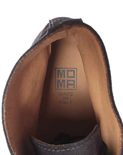 Crosta Bottines Boot Hommes Moma y2 Desert Vintage Chaussures It 14802 Antracite w0IqE