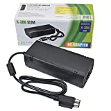 Xbox 360 Slim Power Supply Brick,ZESHUO AC