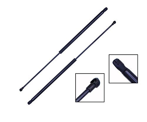 2 Pieces (SET) Tuff Support Front Hood Lift Supports 2005 To 2010 Toyota Avalon--With Lifetime Warranty