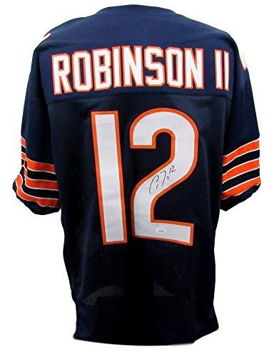 Allen Robinson II Signed/Autographed Chicago Bears Blue Jersey JSA 142816