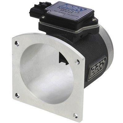 BBK 8022 86mm Mass Air Flow Meter MAF Sensor Calibrated For 19 lb Injectors, Cold Air Kit Calibration for Ford Mustang GT 4.6L 2V