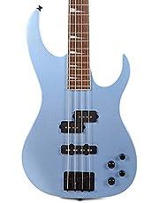 $349 » Ibanez RGA Standard RGB300 Electric Bass Guitar, Jatoba Fretboard, Soda Blue Matte