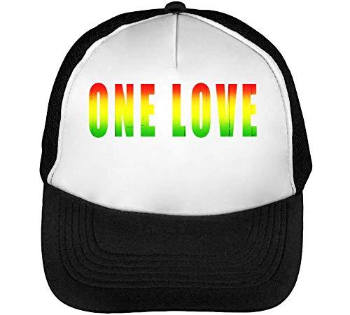 Gorras One Styled Hombre Blanco Negro Snapback Ethiopian Flag Beisbol 1qwtqZg