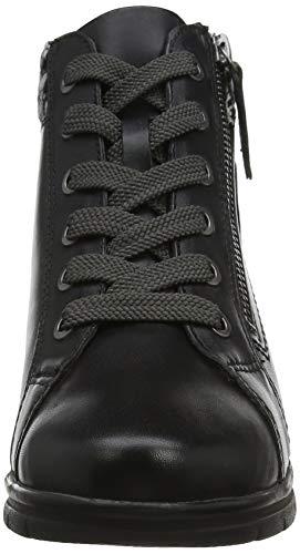black 001 26205 001 8 Nero Sneaker 21 Donna A 8 Jana Alto Collo RgaqwPq