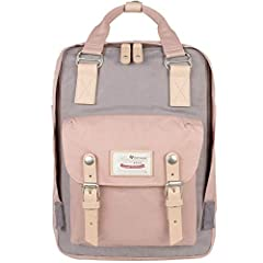 DESIGNED FOR YOUR COMFORT AND PROTECTION - Adjustable padded shoulder straps to fit all body types.       - Reinforced bottom for added durability.       - Water resistant material to protect your valuables. No need for a rain cover. -...