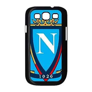 Napoli 009 funda Samsung Galaxy S3 9300 Negro de la cubierta del teléfono celular de la cubierta del caso funda EOKXLKNBC22347