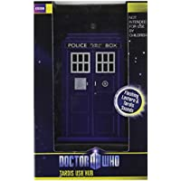 Underground Toys Doctor Who Tardis 4 Port USB Hub