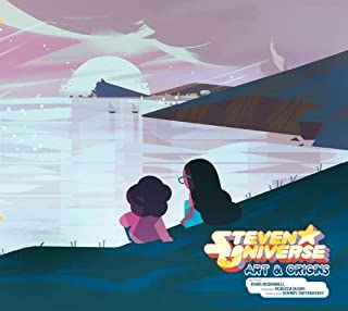Book Cover: Steven Universe: Art & Origins