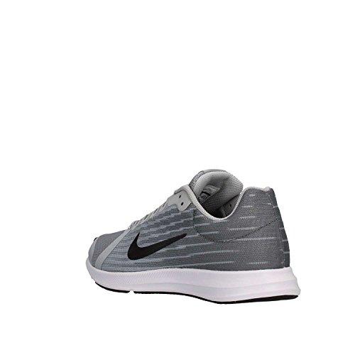 Nike Downshifter 8 (GS), Zapatillas de Running Para Hombre Gris