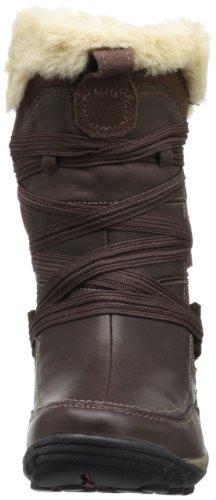 Merrell Nikita Wtpf - Botas de cuero Mujer marrón - Marron (Bitter Chocolate)
