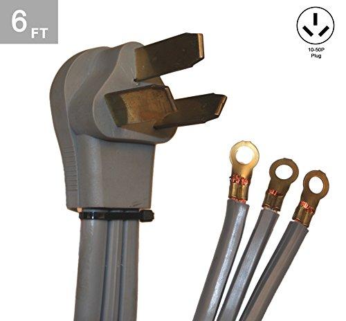 50 amp 3 wire range cord - 6