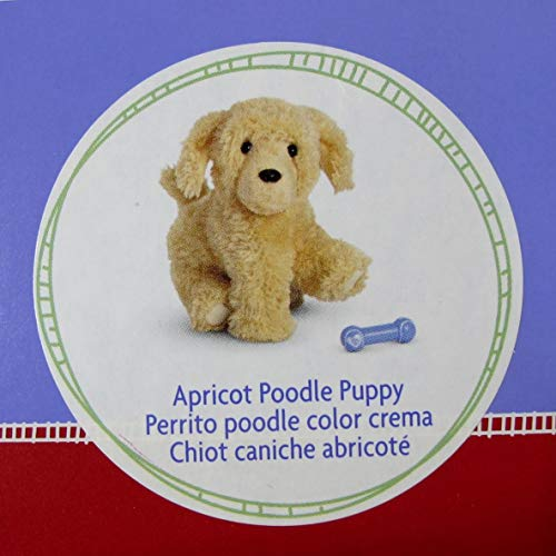 American Girl Pet - Apricot Poodle Puppy - Truly Me 2015