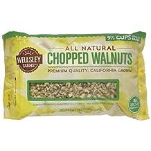 Wellsley Farms Chopped Walnuts, 3 lbs. AS