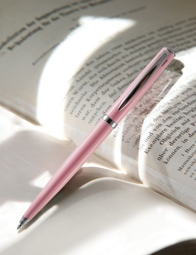 Waterford Marquis Arcadia Lacquered Pink Ballpoint Pen - WM-702PNK ()