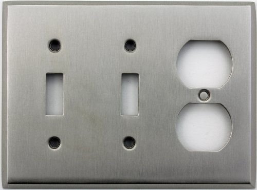 Steel Despard Wall Plate - 6