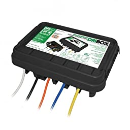 SOCKIT BOX 21-11155 BLACK 285 DRI-BOX WEATHERPROOF CONNECTION BOX