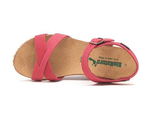 BioNatura sandali zeppa