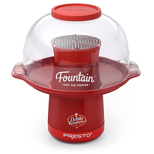 Presto 04868 Orville Redenbacher's Fountain Hot Air Popper by Presto