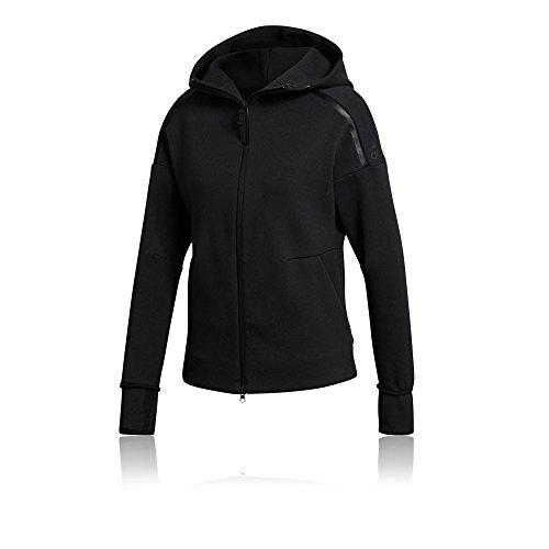 adidas Women's ZNE Hoodie 2 - SS18 - Small - Black