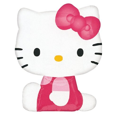 Anagram International 2175301 Hello Kitty Shop Side Pose Pack, 27'' by Anagram International