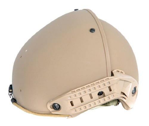 Airframe Helmet (Lancer Tactical CA-761 CP AF Air Force Safety Airsoft Helmet)