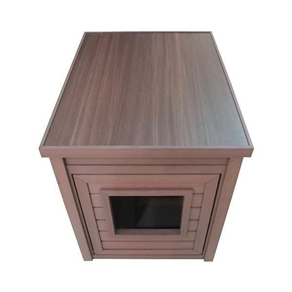 ecoFlex Litter Loo, Litter Box Cover/End Table 5