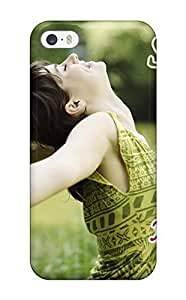 Premium Freedom Quotes Back Cover Snap On Case For Iphone 5/5s