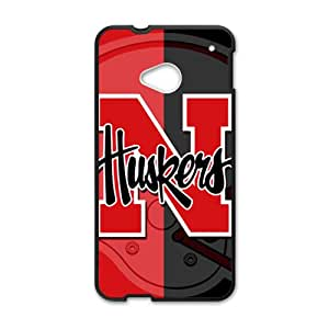 nebraska huskers Phone Case for HTC One M7