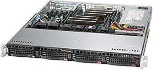 Supermicro Super Server Barebone System Components SYS-6018R-MT