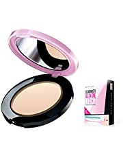 Maybelline Clear Smooth Pressed Powder 01, Light