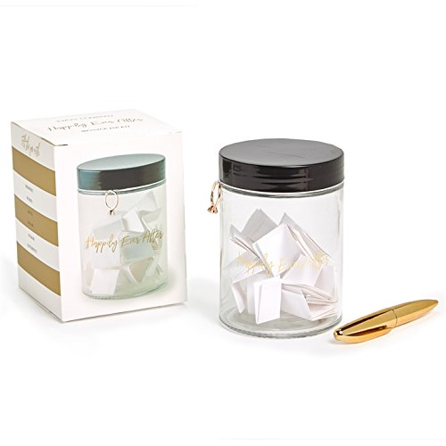 Jar Wishing (Two's Company Happily Ever After Wish Jar 50 Blank Notes)