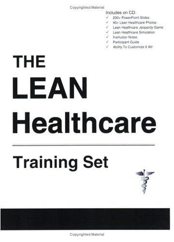The Lean Healthcare Training Set Pdf