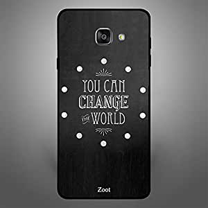 Samsung Galaxy A7 2016 You can change the world