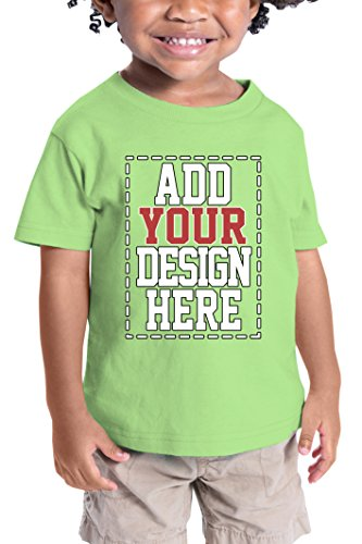(Custom Shirts for Toddlers - Design Your OWN Kids Shirt - Personalized Outfits for Babies)