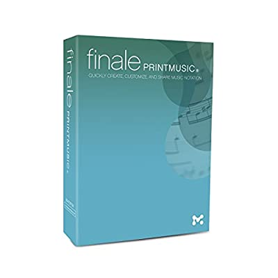Finale PrintMusic 2014 1.0