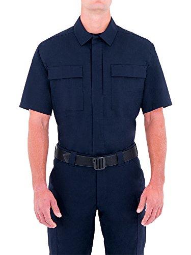 First Tactical Herren Tactix Kurzarm BDU Shirt Midnight Navy