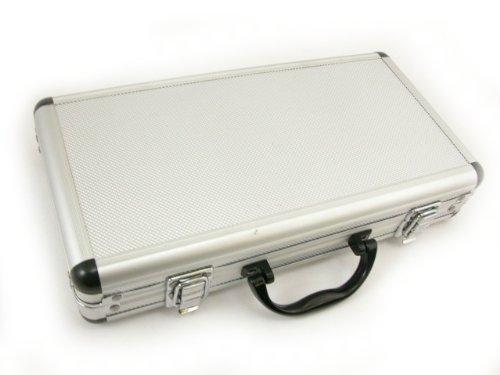 ROUTER BITS SET - 24 pieces 1/2 shank CARBIDE Aluminum Case NEW by EDMBG by EDMBG (Image #2)