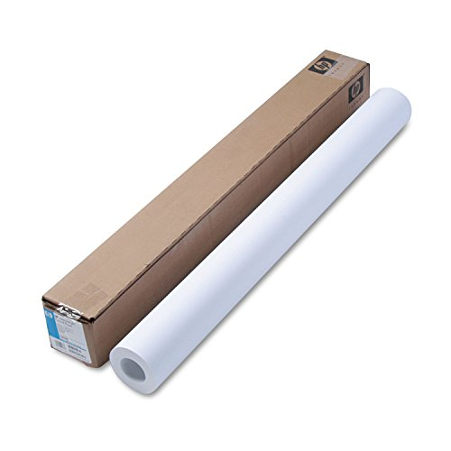 """Price comparison product image HP C6030C Coated Paper, Heavyweight, 35 lb,  36""""x100', 90 GE / 101 ISO, White"""