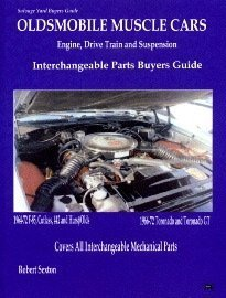 Download Oldsmobile Muscle Cars Engine Drive Train and Suspension PDF