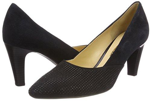 Donna Tacco Blu Basic Scarpe pazifik Gabor Con qnHCz7