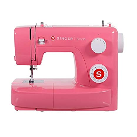 Singer Sewing Machine, Pink, One Size