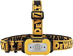 DEWALT Headlamp for Jobsite, 200 Lumen (DWHT81424)